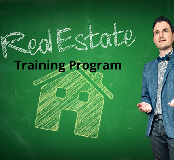 Real estate training program