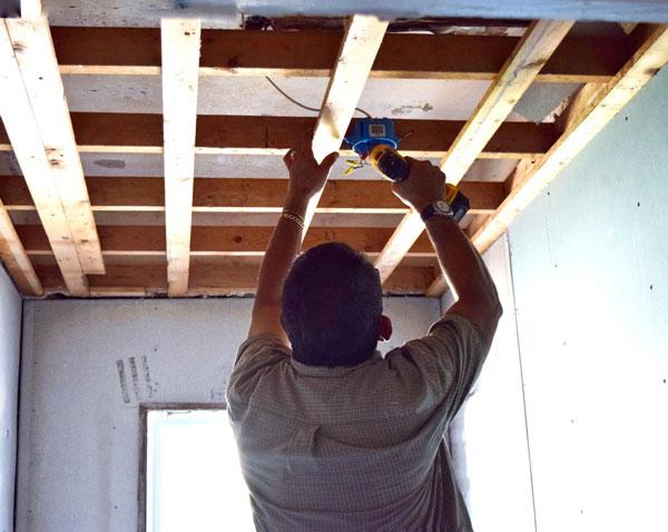 renovation, fixing, repairing