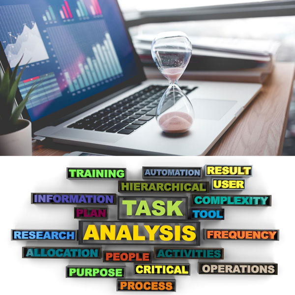 training, Automation, Result, user,task analysis, people, tool, complexion